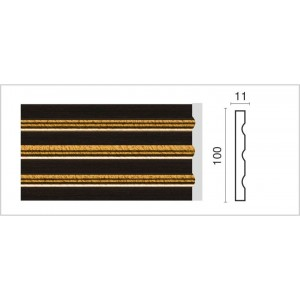 D201G-B Пилястра цветная Декор Дизайн