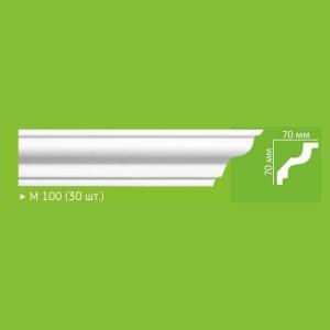 Профиль экструзионный 2м HS M100 (30)