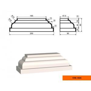 Пилястра ПЛВ - 150/6 (база)