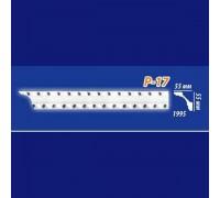 Карниз потолочный дюрополимер P17
