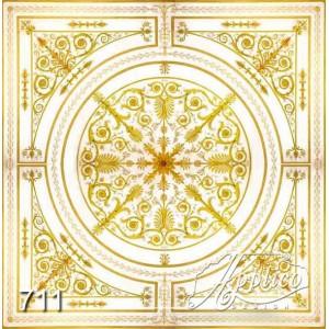 Фреска орнамент фр0711