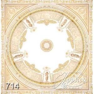 Фреска орнамент фр0714