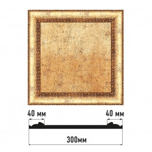 Декоративная панно D30-552 (300*300)