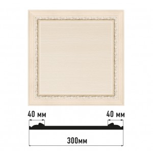 Декоративная панно D30-13 (300*300)