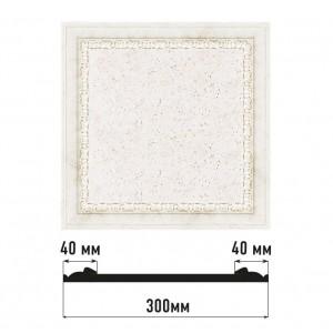 Декоративное панно D30-40 (300*300)