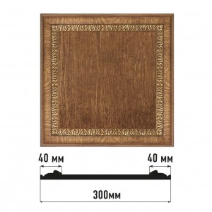 Декоративное панно D30-3 (300*300)