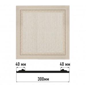 Декоративная панно D30-19D (300*300)