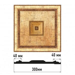 Декоративное панно D31-552 (300*300)