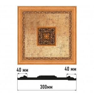 Декоративное панно D31-1223 (300*300)