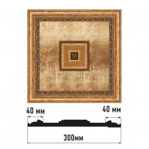 Декоративное панно D31-57 (300*300)