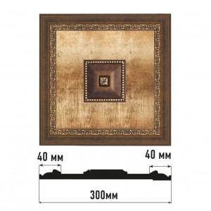 Декоративное панно D31-56 (300*300)