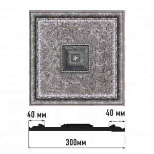 Декоративное панно D31-44 (300*300)