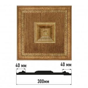 Декоративное панно D31-4 (300*300)