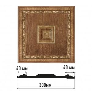 Декоративное панно D31-3 (300*300)