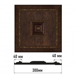 Декоративное панно D31-1 (300*300)